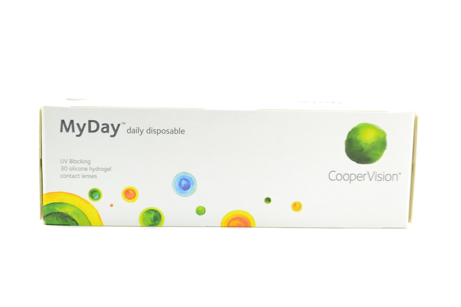 Контактные линзы Cooper Vision MyDay daily disposable (30 линз)